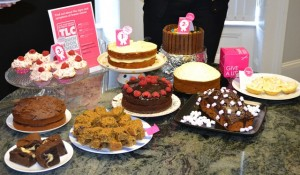 Results of The Great Pink Bake Off