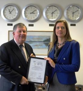 The Inkerman Group receives IS0 27001 certificate